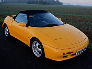 Lotus Elan 2 дв. кабриолет S2