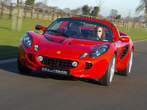 Технические характеристики Lotus Elise Elise Race 2001-2010 г.