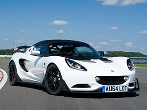 Технические характеристики Lotus Elise