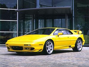 Технические характеристики Lotus Esprit