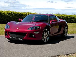 Технические характеристики Lotus Europa