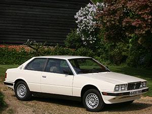 Maserati Biturbo 2 дв. купе Biturbo