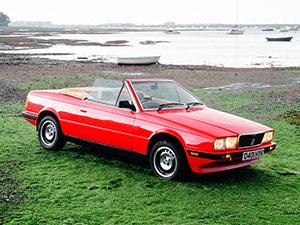 Maserati Biturbo 2 дв. кабриолет Biturbo