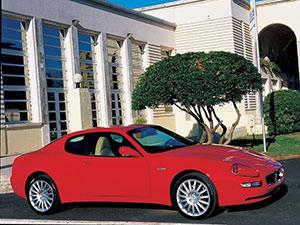 Maserati Cambiocorsa 2 дв. купе Cambiocorsa
