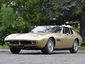 Maserati Ghibli 2 дв. купе Ghibli