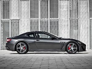 Maserati GranTurismo 2 дв. купе GranTurismo