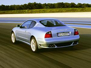 Maserati Coupe 2 дв. купе Coupe