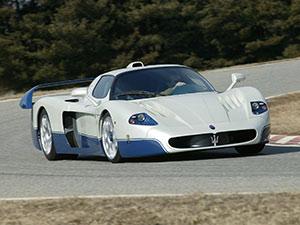 Maserati MC 12 2 дв. купе MC 12