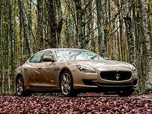 Maserati Quattroporte 4 дв. седан Quattroporte
