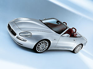 Maserati Spyder 2 дв. кабриолет Spyder