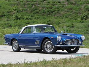 Технические характеристики Maserati 3500