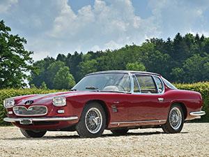 Технические характеристики Maserati 5000GT GT 1959-1964 г.