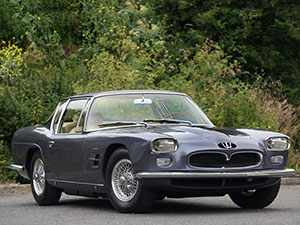 Технические характеристики Maserati 5000GT