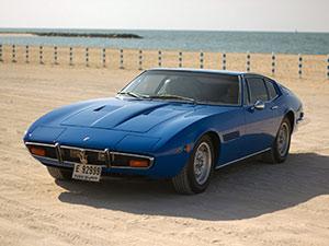 Технические характеристики Maserati Ghibli Ghibli 1966-1972 г.