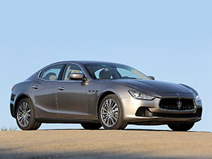 Технические характеристики Maserati Ghibli