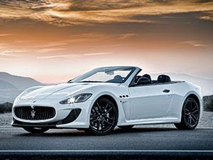 Технические характеристики Maserati GranCabrio
