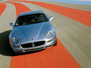 Технические характеристики Maserati Coupe
