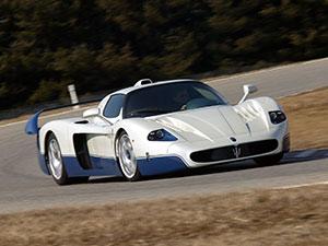 Технические характеристики Maserati MC 12