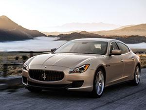 Технические характеристики Maserati Quattroporte