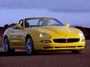 Технические характеристики Maserati Spyder Spyder 2001-2007 г.