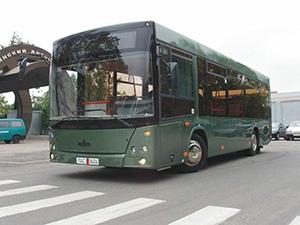 МАЗ 206 2 дв. городской 206