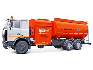 МАЗ 63 2 дв. шасси 630305