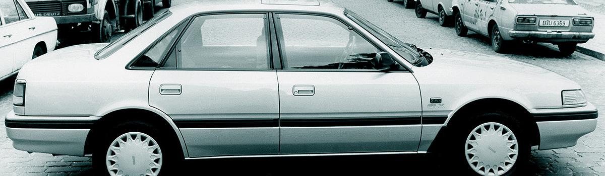 mazda 626 1.8 1990 технические характеристики