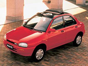 Mazda 121 4 дв. седан 121