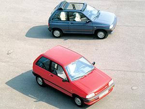 Mazda 121 3 дв. хэтчбек 121
