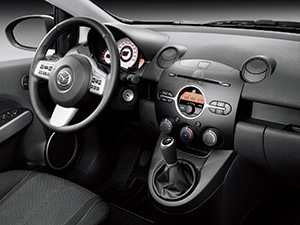 Mazda 2 3 дв. хэтчбек 2
