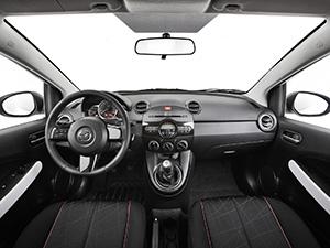 Mazda 2 5 дв. хэтчбек 2