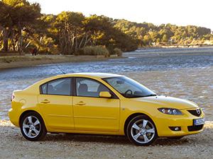 Mazda 3 4 дв. седан 3 Sedan