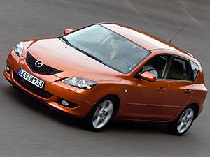 Mazda 3 5 дв. хэтчбек 3 Sport