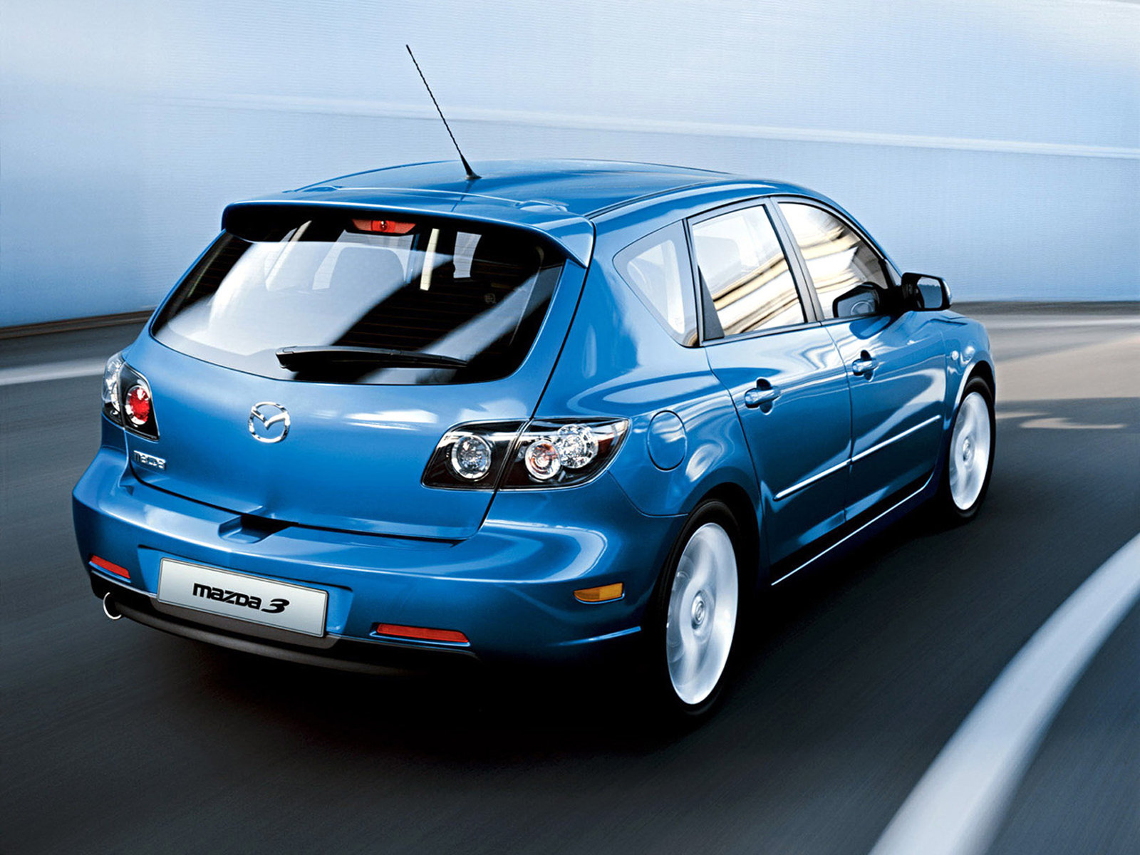 Mazda (Мазда) 3 Sport 2003-2006 г.