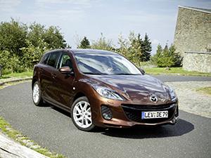 Mazda 3 5 дв. хэтчбек 3