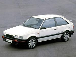 Mazda 323 3 дв. хэтчбек 323