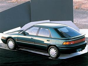 Mazda 323 5 дв. хэтчбек 323 F
