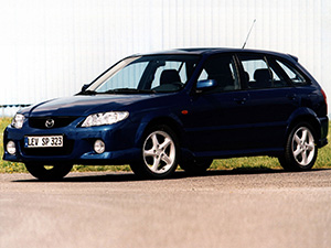 Mazda 323 5 дв. хэтчбек 323