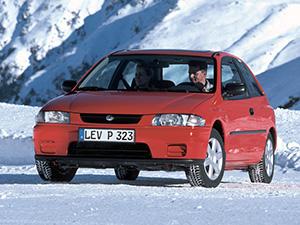 Mazda 323 3 дв. хэтчбек 323 P