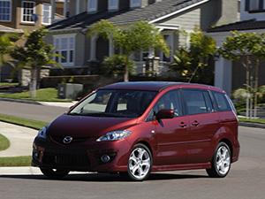 Mazda 5 5 дв. минивэн 5