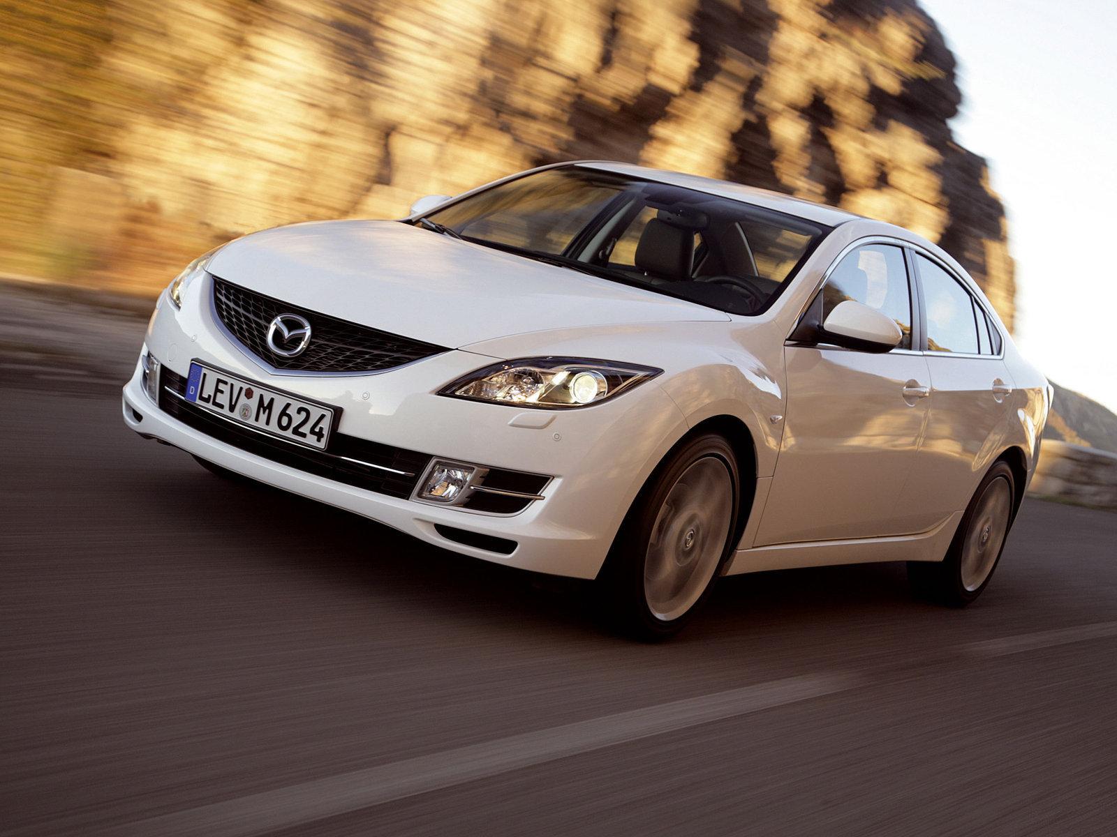 Технические характеристики автомобилей Mazda 6 / Мазда 6
