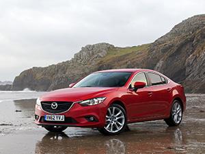 Mazda 6 4 дв. седан 6