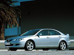 Mazda 6 5 дв. хэтчбек Sport