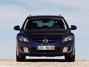 Mazda 6 5 дв. универсал SportBreak