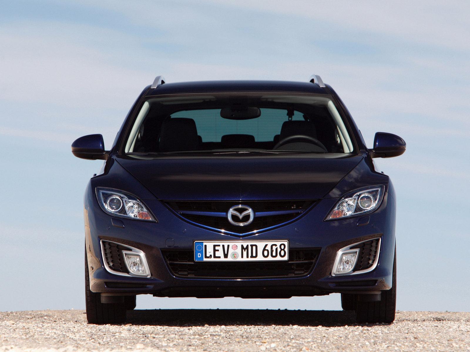 Mazda (Мазда) 6 SportBreak 2008-2010 г.