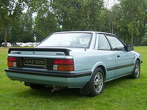 Mazda 626 2 дв. купе Coupe
