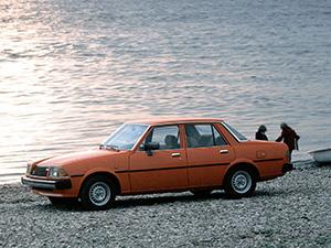Mazda 626 4 дв. седан 626