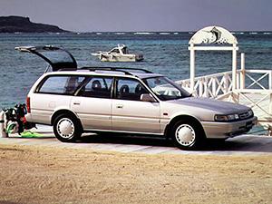 Mazda 626 5 дв. универсал Wagon