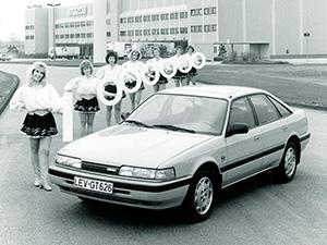 Mazda 626 5 дв. хэтчбек 626