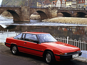 Mazda 929 2 дв. купе Coupe